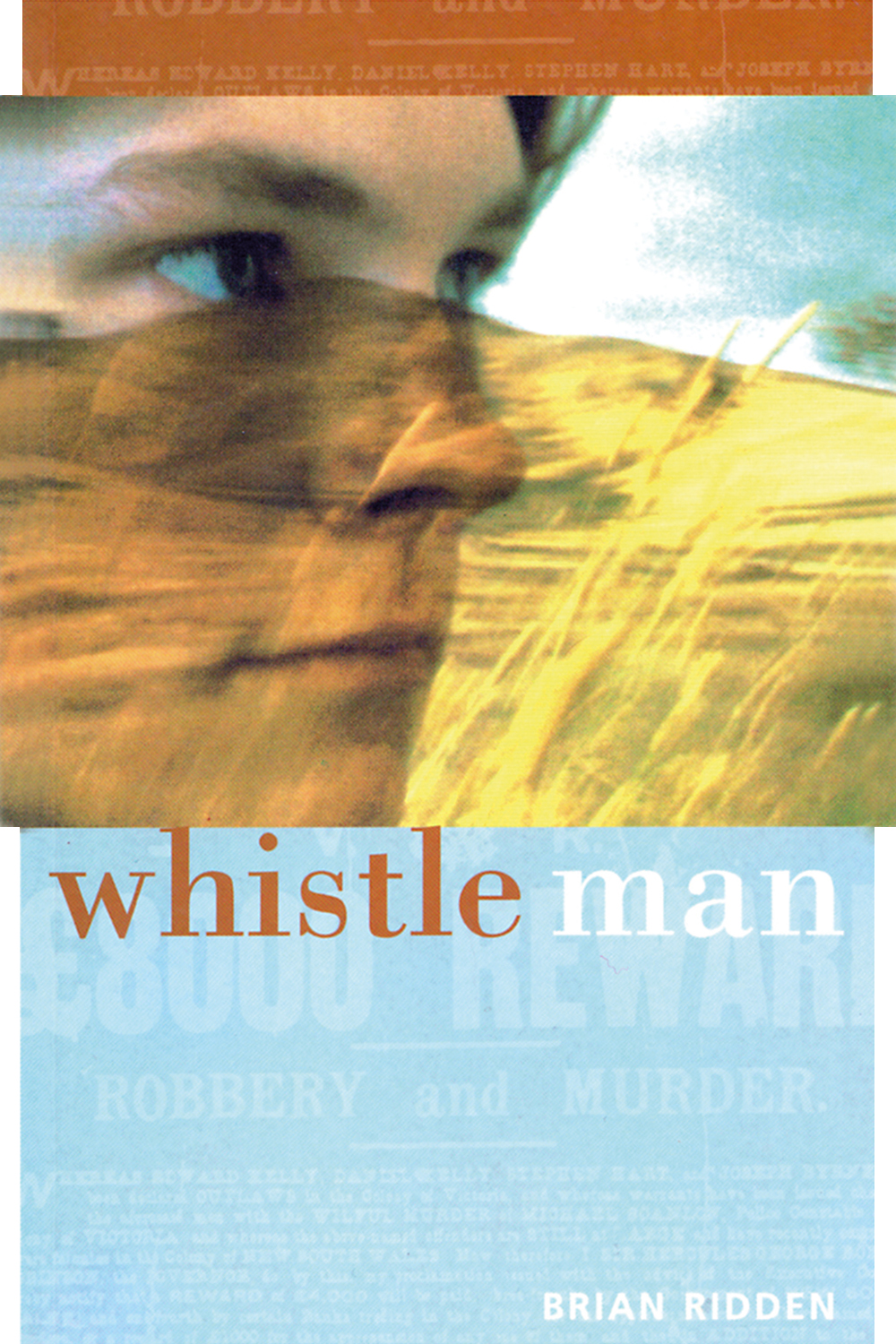 Whistle Man by Brian Ridden