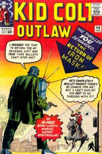 Kid Colt Outlaw #114