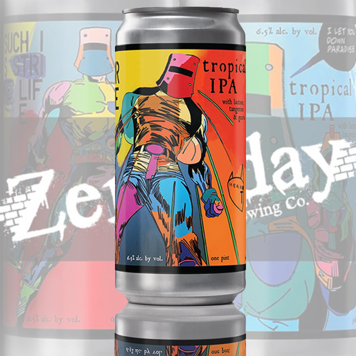 Johnny Romeo Zeroday Beer