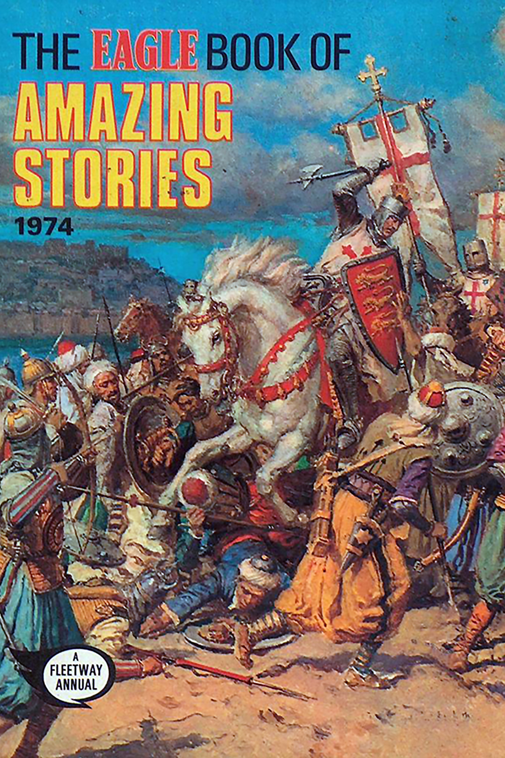 The Eagle Book of Amazing Stories 1974