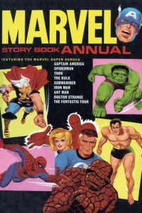 Marvel Story Book Annual