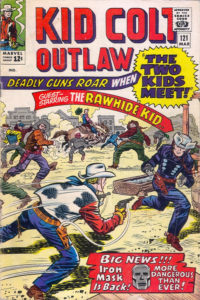 Kid Colt Outlaw #121