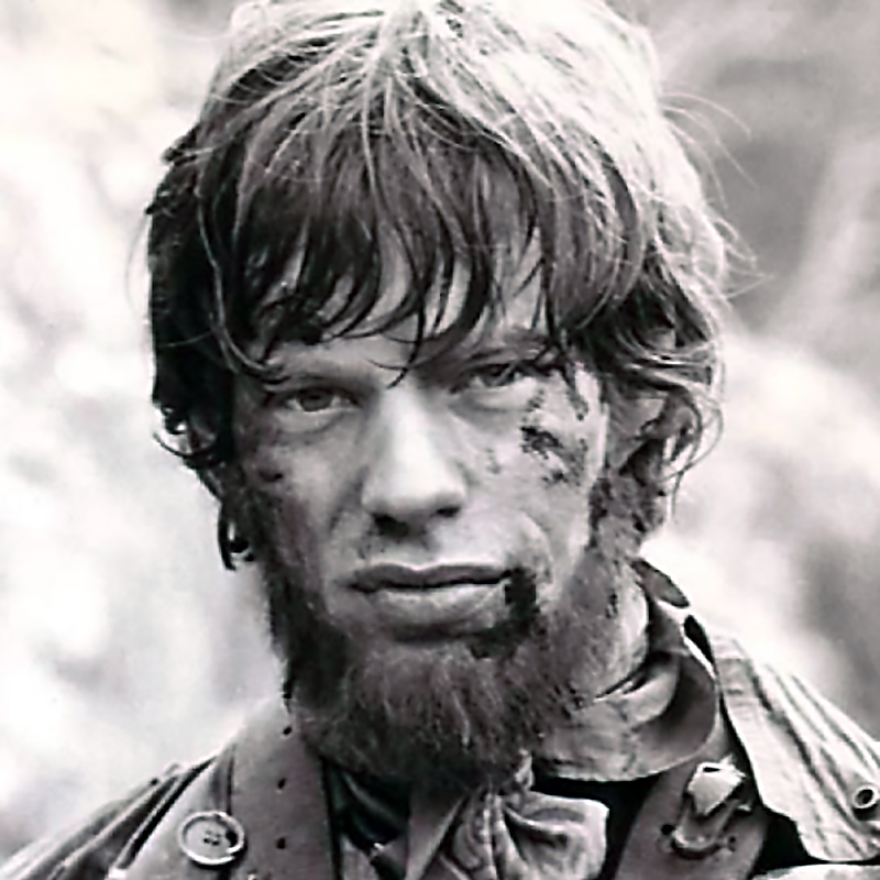 Mick Jagger as Ned Kelly [1970]