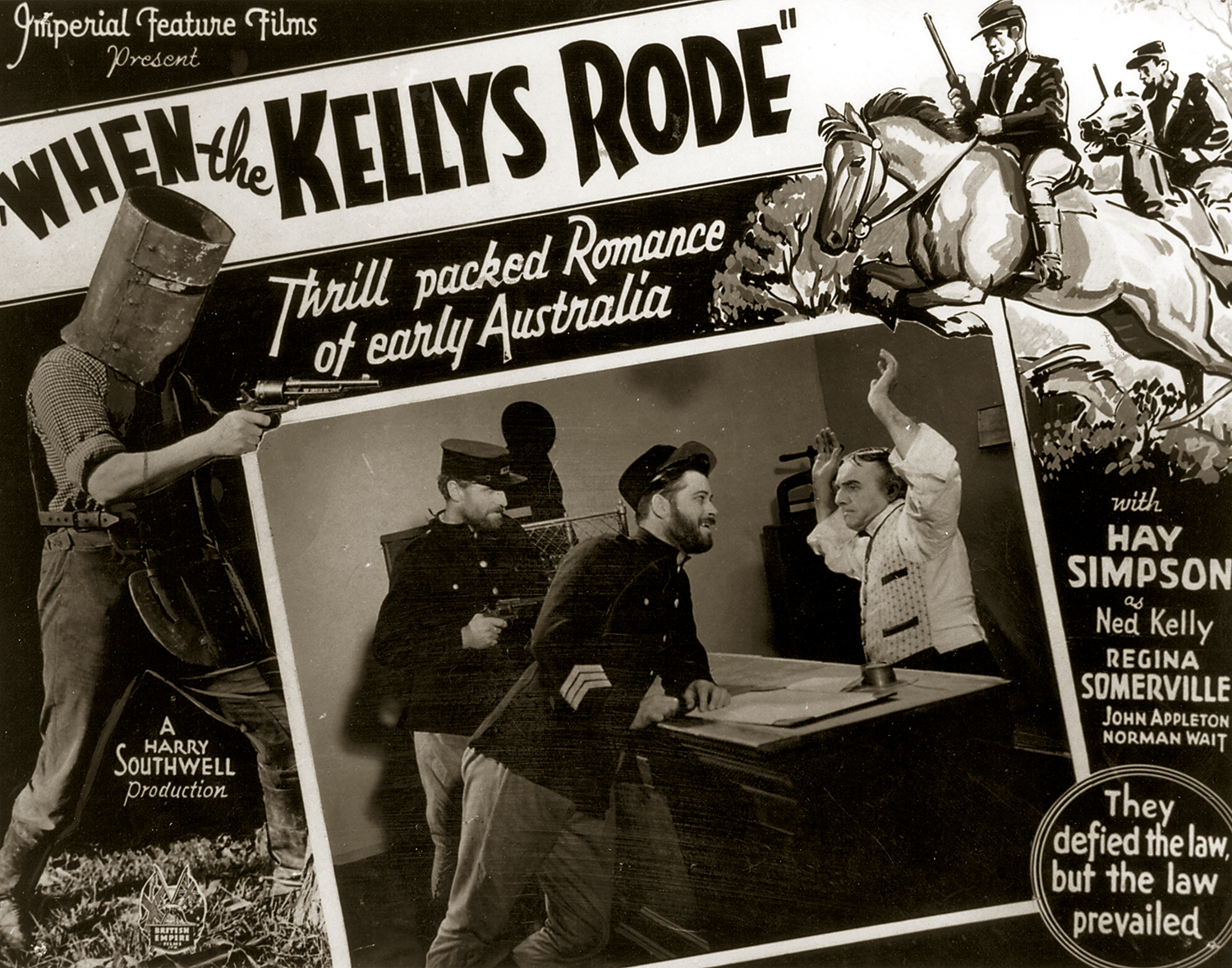 When the Kellys Rode [1934]