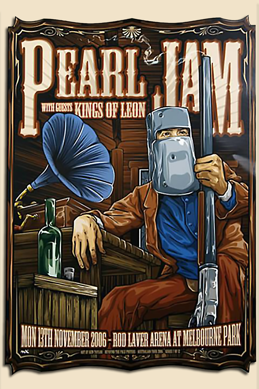 Pearl-Jam-Australian-Tour-Poster