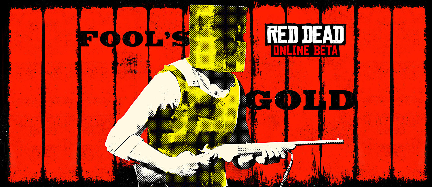 Red Dead Online Beta: Fool's Gold