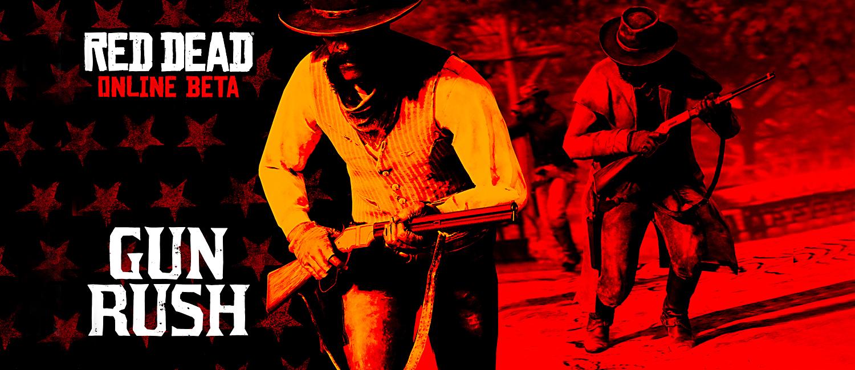 Red Dead Online Beta: Gun Rush