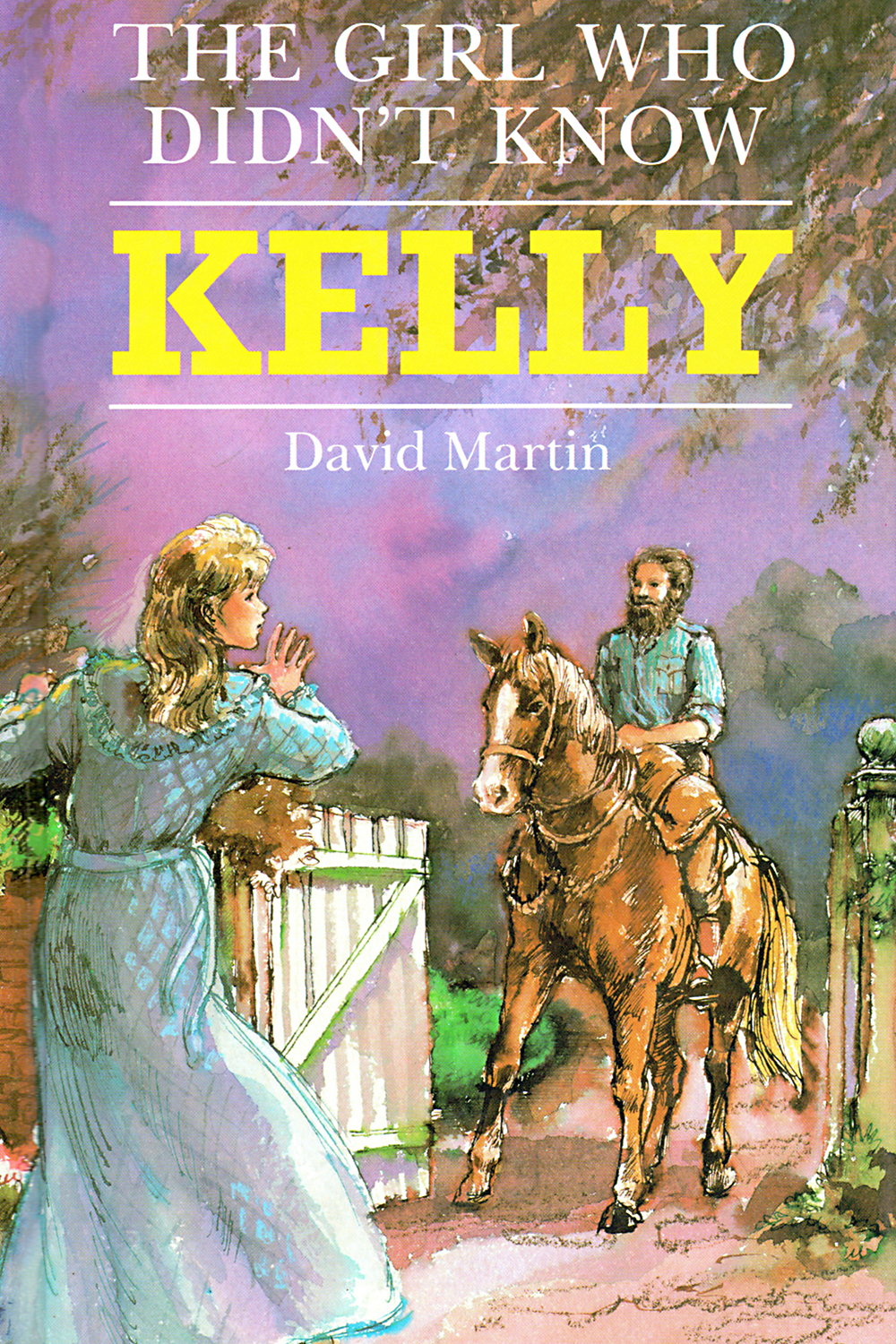 The Girl Who Didn't Know Ned Kelly by David Martin