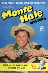 Monte Hale Western #58