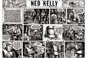Ned Kelly by Monty Wedd