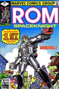 ROM Spaceknight #1