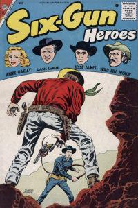 Six Gun Heroes #46