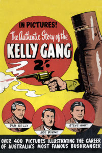The Authentic Story of the Kelly Gang #1