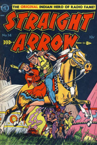 Straight Arrow #14